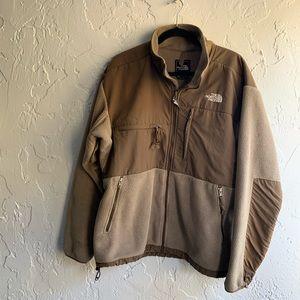 The North Face Fleece Mens Zip Up Sweater